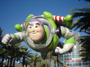 Buzz Macy's Parade Balloon