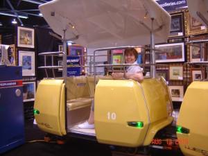 PeopleMover car number 10