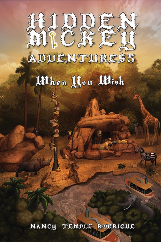HIDDEN MICKEY ADVENTURES 5: When You Wish